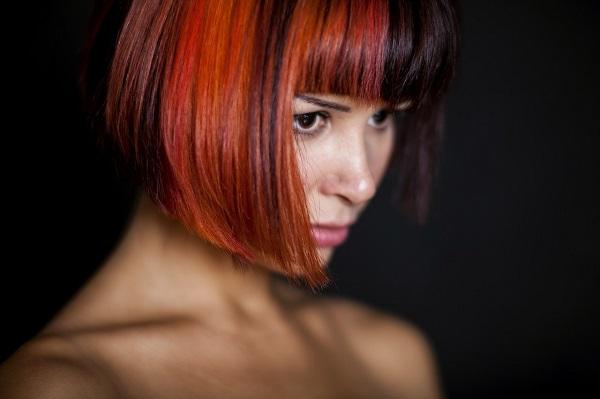 Oikein valitut hiusmallit korostavat kasvojen piirteitä